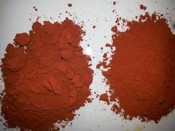 Synthetic Red Oxide