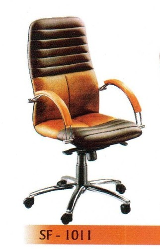 Yellow High Back Chair Sf1011 Rs 3500 Piece United Furniture Id