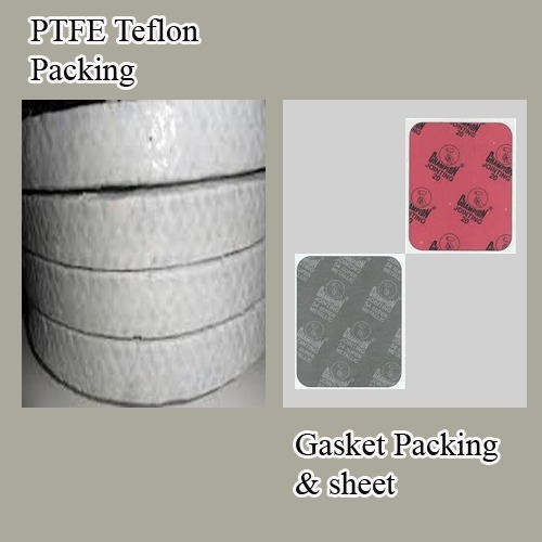 Ptfe Teflon & Gasket Packing