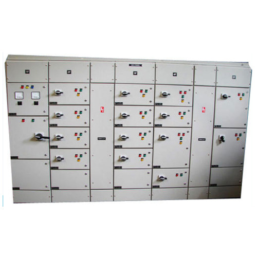 Electrical Mcc Panel, Ip Rating: Ip44
