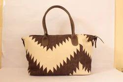 M B Exports Printed Handbags