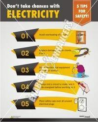 Electrical Safety Posters At Rs 700 Piece Mohali Id
