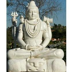Shiva Marble Stone Murti