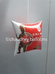 Square Shape Ad Balloon