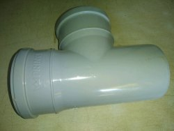 PVC Tee