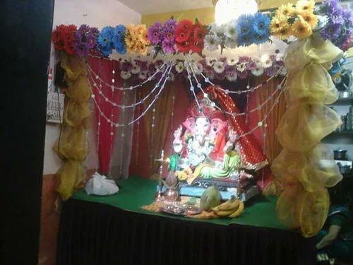 Ganpati Festival Ganpati Decoration Service Provider