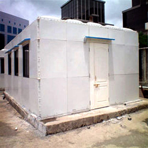 Prefabricated Cabins - PUF Prefabricated Cabin Manufacturer from Thane