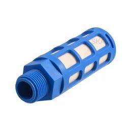 Pneumatic Plastic Air Silencer