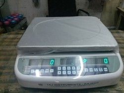 Piece Counting Table Top Scale