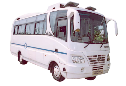 Swaraj Mazda Bus Hire Services Vehicle Hire Service In Hyderabad