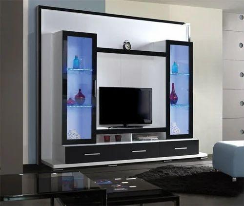 excellent tv wall units furniture | T V Unit, Living Room & Plastic Furniture | Kitchen Fusion ...
