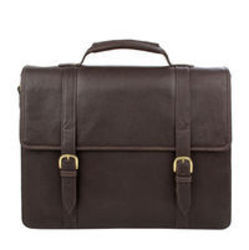Sb Bennett 2 Regular Brown Briefcase