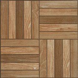 Johnson Eagan Rose  Ceramic Floor Tile Brown