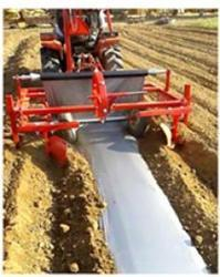 Plastic Mulch Laying Machine At Best Price In India