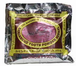 Nanjangud Tooth Powder Economy Pouch 100g