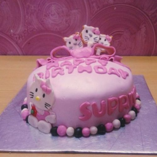 Hello Kitty Cake At Rs 1599 Kilogram