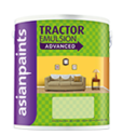 Asian Paint Tractor Advanced Emulsion White