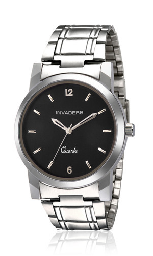 d3eeb2bb5a37 Silver Chain Watch at Rs 200  approx price