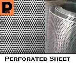 Perforated Metal Sheets In Thane परफोरेटेड मेटल शीट थाणे