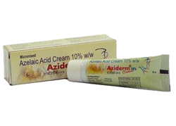 Aziderm Azelaic Acid 10% Cream