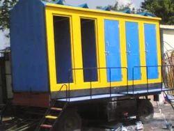 FRP Vehicle Mounted Toilet
