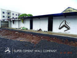 RCC Ready Made Concrete Wall Precast