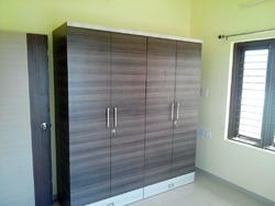 Param Wooden Wardrobe for Home
