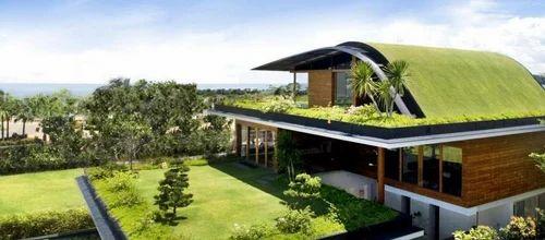 Roof Garden Waterproofing, रूफ वाटरप्रूफिंग