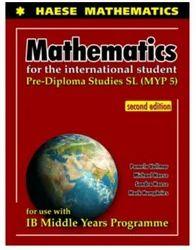 Mathematics The International Student 10 Book