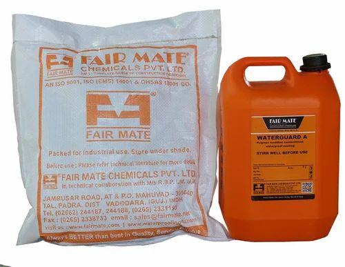 Waterguard Waterproofing Chemical