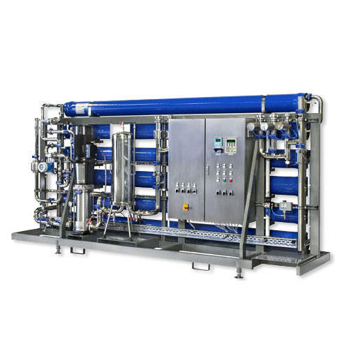 Stainless Steel Industrial Reverse Osmosis Plants, 1000-2000