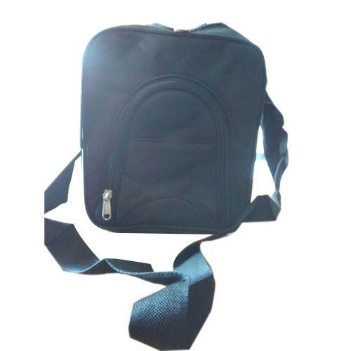 006973182d Black Mens Shoulder Bag