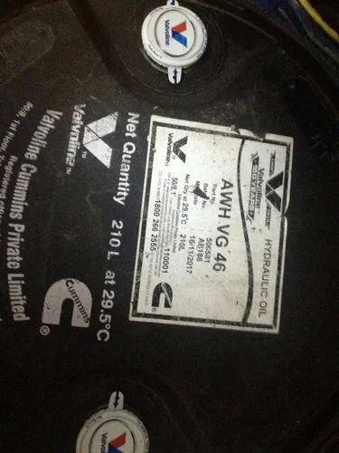 Valvoline 46 Hydraulic Oil