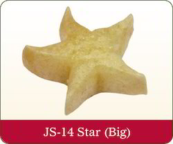 Star Small And Big Shaped Pellets