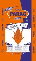 Yellow Makka Aata, Packaging: 25 kg