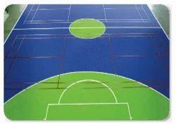 Indoor Sports Court Flooring