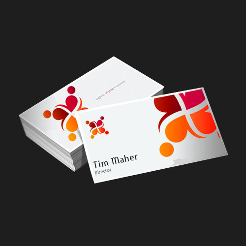 Visiting Card Printing Service Business Cards
