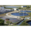 Stainless Steel Waste Water Treatment Plant, Capacity: 10000-200000 L/hr