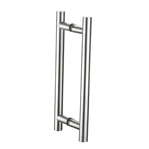 H Shaped Glass Door Handle