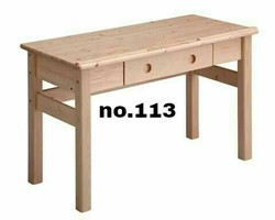 Rectangular Wooden Table, For Home