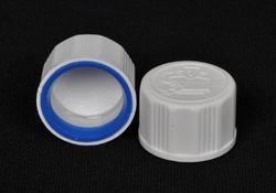 Plastic White 28 Mm Press And Turn Cap