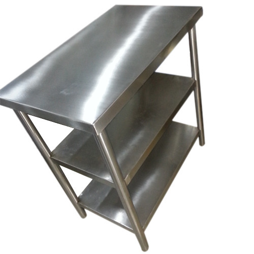 Commercial SS Kitchen Rack at Rs 5200 /piece | Stainless Steel ...