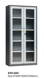 Library Glass Door Cupboard