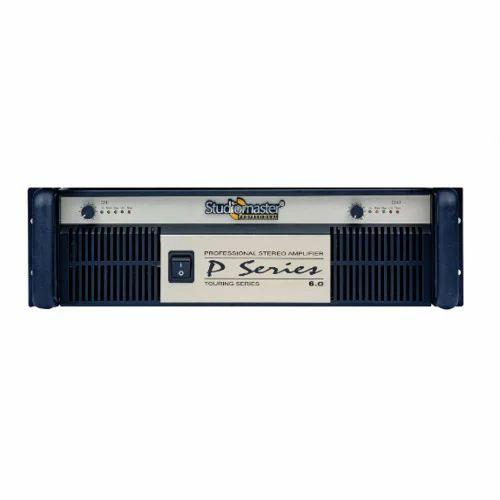 Top Five Studioman 8000 Watt Amplifier - Circus