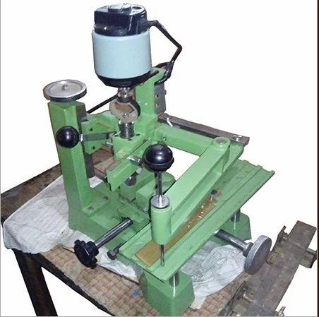 name plate engraving machine price