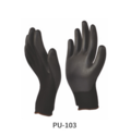 Anti Static PU Coated Knitted Gloves