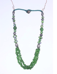 Semi Precious Stone Necklace