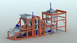 Mild Steel Block Making Machine, Automation Grade: Fully Automatic