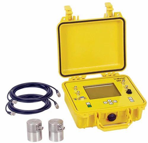 Ultrasonic Pulse Velocity Meter At Rs 225000 Set