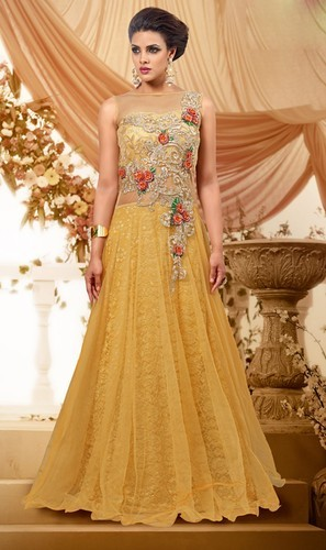 4b742966d02 Party Wear Fancy Gown at Rs 2175  piece